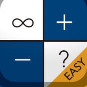 ∞ Calculation Quiz -easy mode-