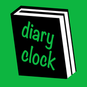 Diary Clock - simplest diary for your experience