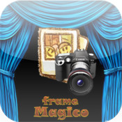 frame Magic - Photo frame app program photo frame studio