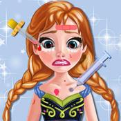 Injured Girl - Care Girl Game