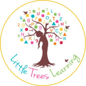 Little Trees Learning Lite - Letters and Numbers