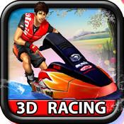 Wave Racer 3D ( Jet Ski Racing Games ) racer racing smashy