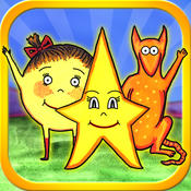 Geraldine Star and Friends! The FREE Interactive Fairy Tale for Kids and Parents.