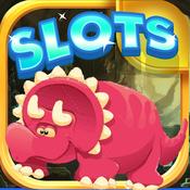 Jurassic Slot : Velociraptor Dinosaur Park Casino games free