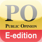 Public Opinion eEdition for iPad