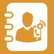 TelFav 2.0 - Einfache Favoriten Telefonbuch Kurzwahl (Direktwahl) Bildtelefon App mit integrierter Notruf Schnellwahl auch für Kinder und Senioren
