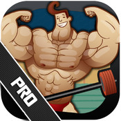Extreme Muscle Challenge PRO: Awesome Heavy Weight-Lifting Mania