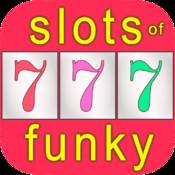 Slots of Funky - free super video slot machine
