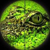 American Crocodile Swamp Hunt: Swampy Water Alligator Hunting Simulator FREE