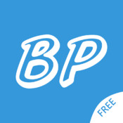 BP Diary Free - Track your blood pressure, keep healthy