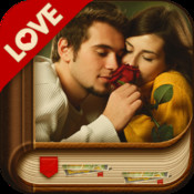 Romantic Animated Photo Album photo album book