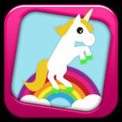 Convert 2 Unicorn Luxury - Ultra Awesome Sticker Camera!