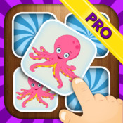 Memory MiniGames 2 Gold - Matching Pairs of Flash Cards by Memory Improvement Games for Kids