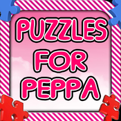 Puzzles for Peppa Pig (Unofficial Free App)