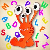 Happy Alphabet spelling