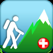 Hiking Map CH