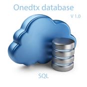 Onedtx database database