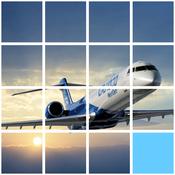 Planes Sliding Jigsaw