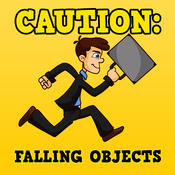 Caution: Falling Objects jim cramer mad money