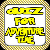 Quiz for Adventure Time