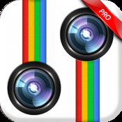 Lol clone Cam Pro - cloning yourself fun with split lens, blender and filters split pic clone yourself
