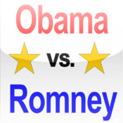 Obama vs Romney -- 2012 Battle for the White House