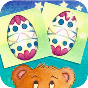 Learning With Mr. Bear And Ms. Onion: Bear´s Pairs Learning Game pairs