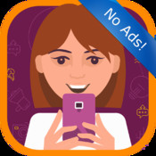 Numbers for Girls - Awesome Puzzle Game with No Ads!