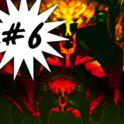 Efec and Death - Pulp Horror #6
