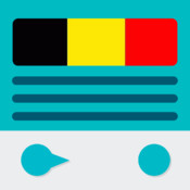 Mes Radios Belgique : Toutes les radios Belges dans la même app ! Vive la radio ;) racing radios