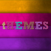 tHEMES - Colorful Themes for iPhone and iPod Touch display themes