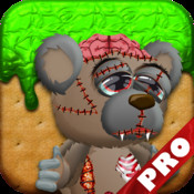 Clay Zombie Squad fight-back with Killer Juice and Cookie Stunts PRO - FREE Game cookie killer