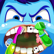 Inside Little Nick`s Dentist Office – Crazy Tooth Story Games Free