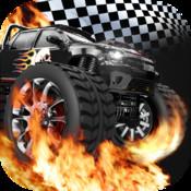 Monster Truck Traffic Racer
