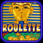 Roulette Casino Pharaoh Fun Wheel - Best Sphinx Las Vegas Style Jackpot Games Pro
