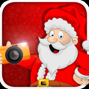 Santa`s Frame Maker: Face Tune Photo Editor with Space Effect Studio program photo frame studio
