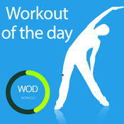 Workout of the Day Free (WOD) at Home - CrossFit Enthusiastic Trainer for a Full Body Fat Meltdown trainer