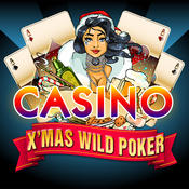 X`mas Wild Poker - Play the All New 2014 Christmas Video Poker Game for Free !