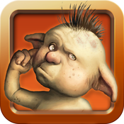Gnomes and Trolls The Secret Chamber Memo Match Pic movie and
