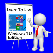 Learn To Use - Window 10 Edition windows path