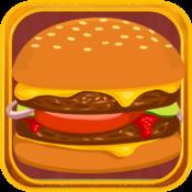 Burger Smash! Fast Food Frenzy