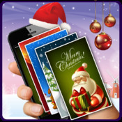 Christmas HD Wallpaper-Retina Background For iOS 7 And Wallpaper With Reflection Effect flash wallpaper
