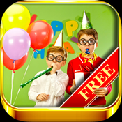 Invite'15: Free Collection of Happy Birthday ecards with text message editor
