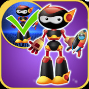 My Amazing World of Little Robots Draw And Copy Game - Free App 5star game copy 1 5