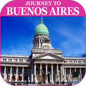 Buenos Aires_Journey to Argentina, -Offline Maps with Local Search, Directions & streetsviewer