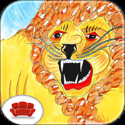 "Tales from the Watering Hole – Interactive Children`s Storybooks with Puzzles, Games, and Painting Activities based on the ""The Jungle Grapevine"", ""Monkey See, Monkey Draw"" & ""Crocodile`s Tears"" books by Alex Beard"