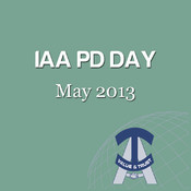 IAA May 2013 PD Day