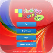 QuikTap Words Free words