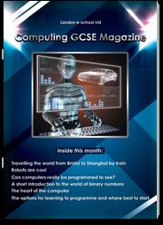 GCSE Computing Magazine grid computing projects