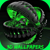 3D Wallpapers & lock screen – Cool Best Free HD & Retina Home Screen Photos for iPhone & iPod